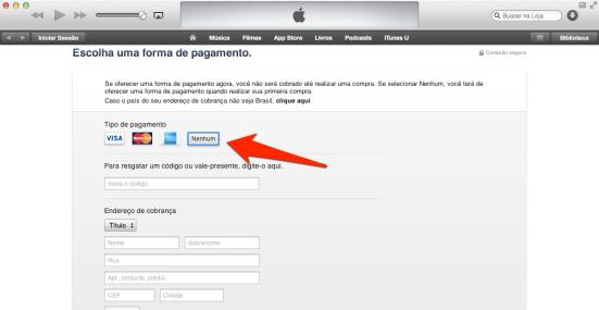 iTunes_pagamentos